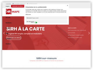 logiciel sirh ressources humaines