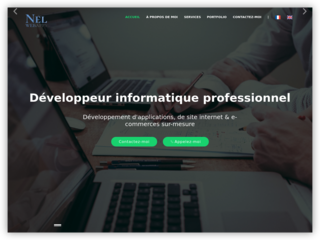 Conception d'applications, site web, site e-commerce et mobile