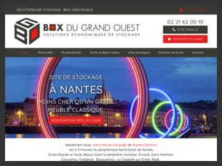 Box de stockage Nantes : Box Du Grand Ouest