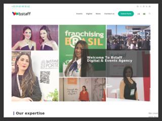 Bstaff, agence evenementiel hôtesse d'accueil dans le monde entier