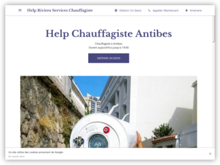 Chauffagiste à Antibes