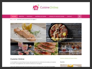 Cuisine Online : Tout savoir sur la cuisine