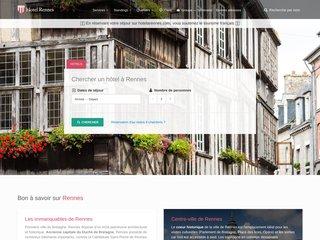 Rennes et ses hôtels