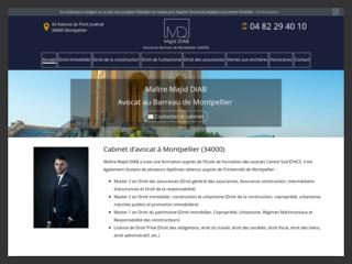 Avocat en droit des assurances à Montpellier