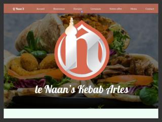 Livraison Tacos Kebab le naan's Arles
