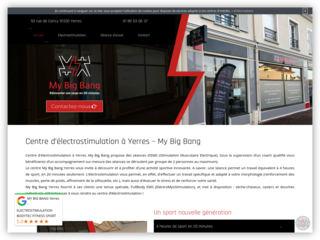 Séance électrostimulation localisé à Yerres