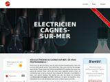 Electricien Cagne-sur-Mer