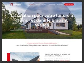 Entreprise de toiture à Namur et Brabant Wallon