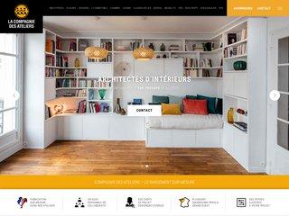 La Compagnie des Ateliers : meuble sur mesure