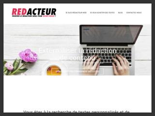 Services de rédaction web pour le référencement de votre site internet