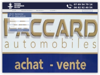 Paccard Automobiles