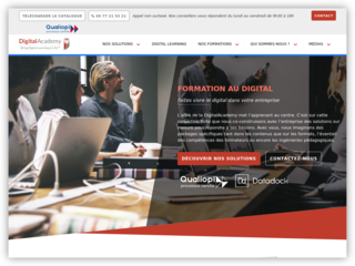 Formation professionnelle 100 % Web & digital