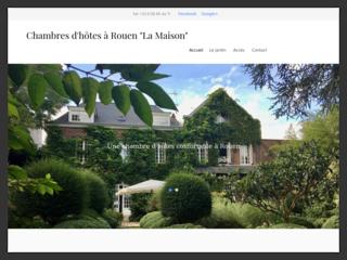 La maison : Chambres d'hôte Sur Rouen