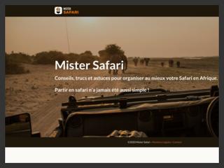 Conseils et guides pour préparer son safari photo