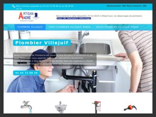 Plombier Villejuif