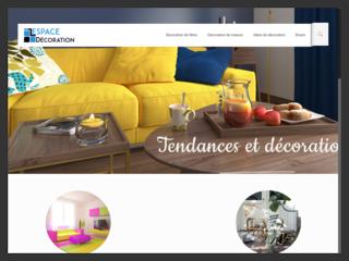 Espace Décoration, tout  pour mieux optimiser l'intérieur de votre maison