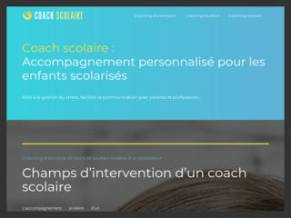 Coach-scolaire