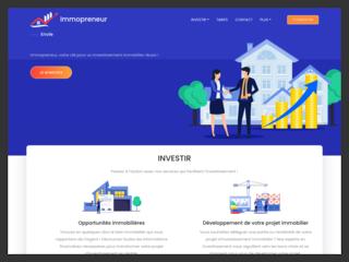 Votre investissement immobilier avec Immopreneur