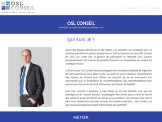 OSL Conseil, consultant en gestion du patrimoine à Caen