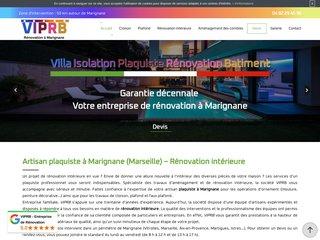 Votre plaquiste à Marseille