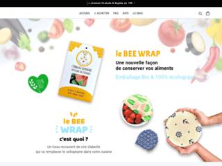 Bee wrap : adieu le sachet plastique