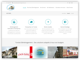 Société de déménagement à Tunis