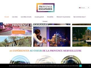 Circuit touristique de la Provence