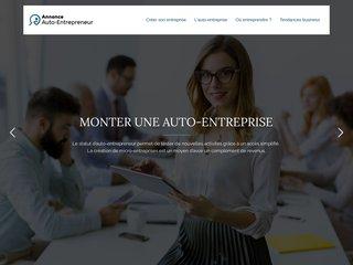 Annonce Auto-entrepreneur