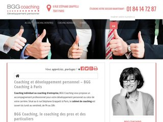 Coach professionnel à Paris