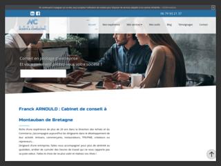 Accompagnement à la création d'entreprise  à Bretagne