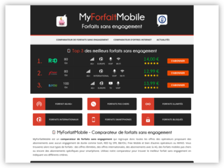 My Forfait Mobile