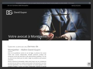 Avocat en droit de la fonction publique à Montpellier