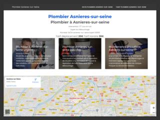 Plomberie Asnieres-sur-seine
