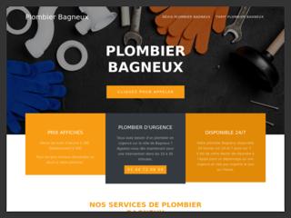 Plombier Bagneux