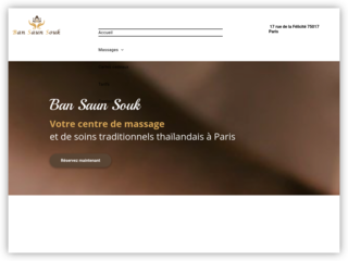 Séance de massage amincissant à Paris