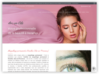Maquillage permanent à Venelles