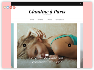 Claudine à Paris : Blog Beauté