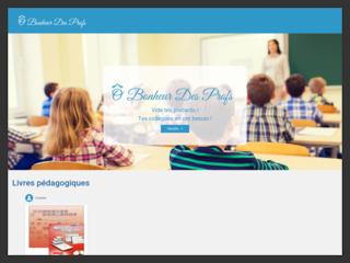 OBDP :  vente et achat livres pedagogiques d'occasion