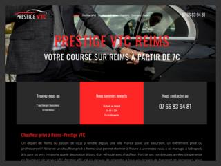 Votre chauffeur VTC à Reims