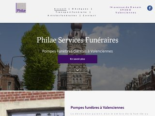 Transport funéraire à Valenciennes, Philae Services Funéraires