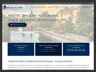 Cabinet d'avocat en droit pénal à Metz