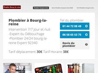 Plombier Bourg-la-reine