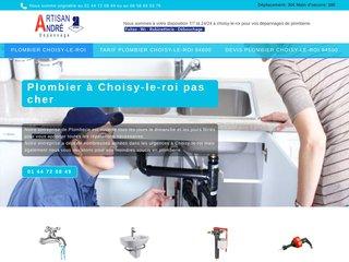 Plombier Choisy-le-Roi