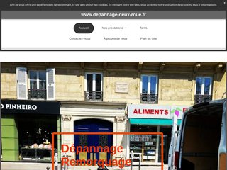 Réparation moto Paris - Dépannage Deux Roues