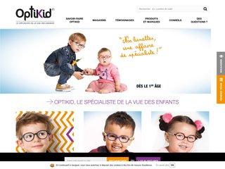 Optikid, réseau d'opticiens pour les enfants