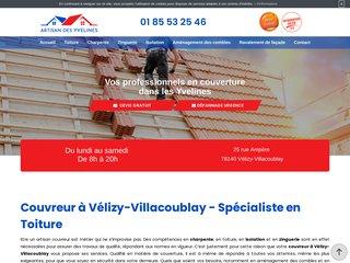 Couvreur à Vélizy-Villacoublay