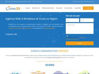 Agence de création site web à Bordeaux