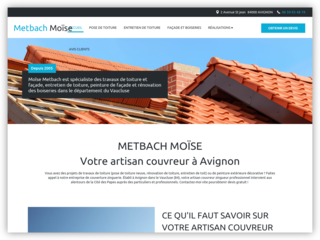 METBACH Couverture