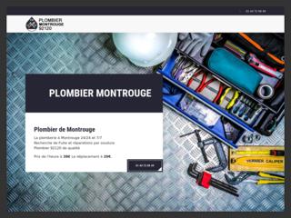 Plombier Montrouge