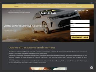 Service de chauffeur privé en Île-de-France